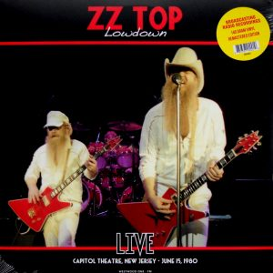 ZZ TOP lowdown LP